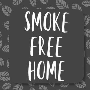 Accessories - SMOKE FREE HOME